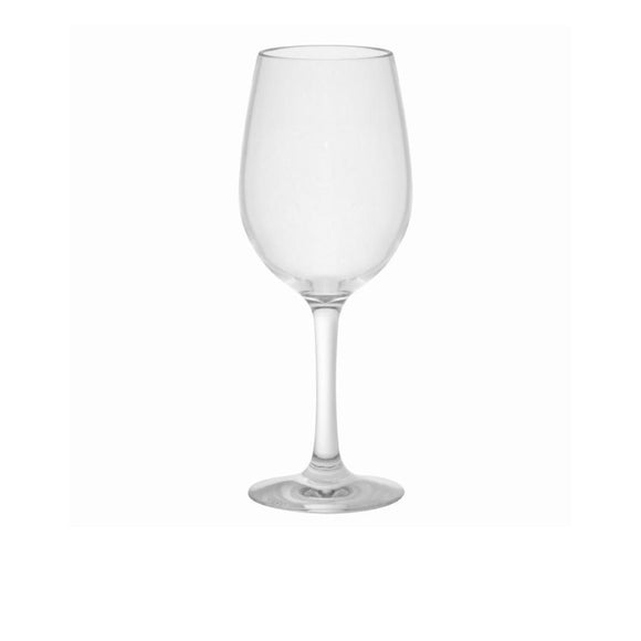 Premium Polycarb Red Wine Glass 400ml