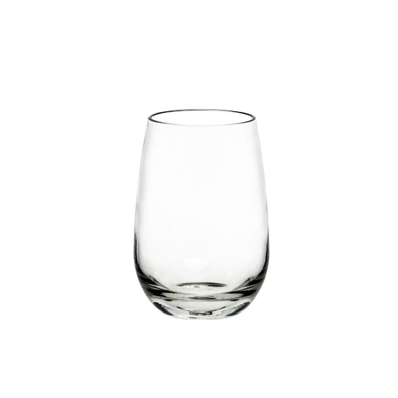Premium Polycarb Stemless Wine Glass 350ml