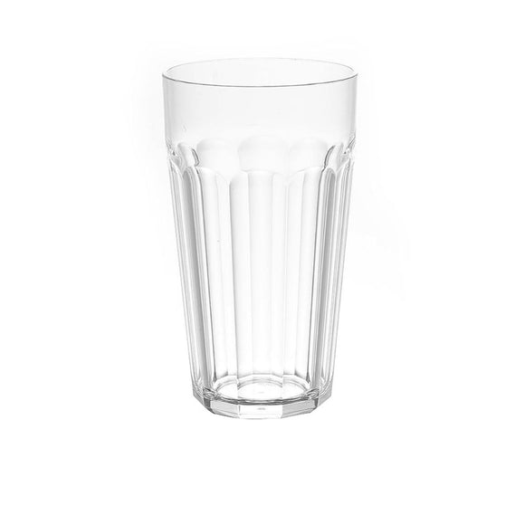 Premium Polycarb Stackable Highball Glass 585ml