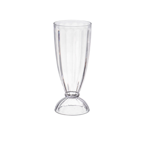 Premium Polycarb Milkshake Glass 420ml