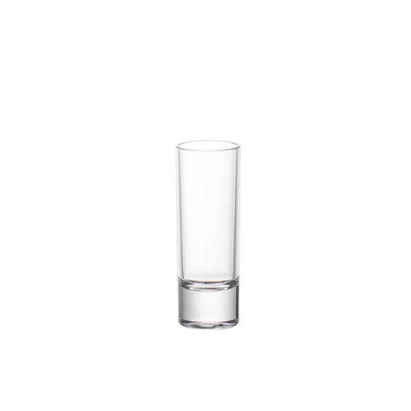 Premium Polycarb Shot Glass 58ml