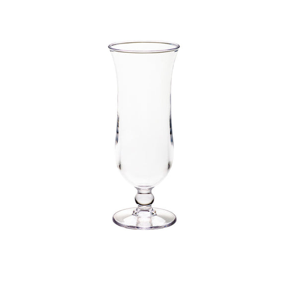 Premium Polycarb Hurricane Glass 390ml