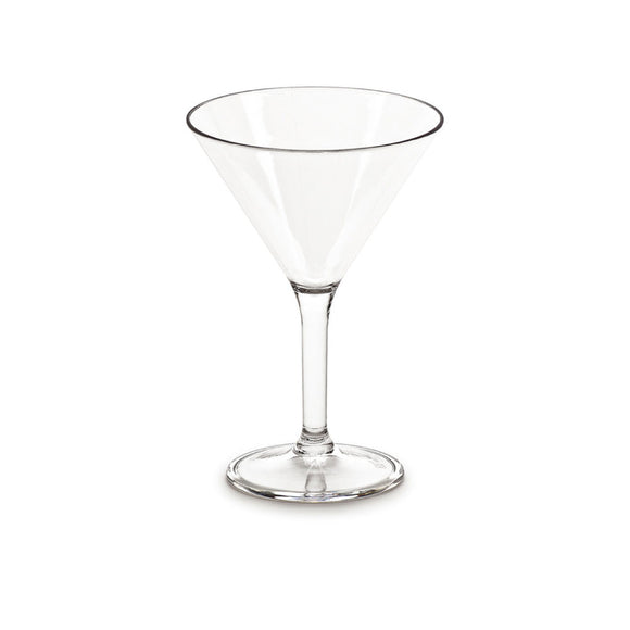 Premium Polycarb Martini Glass 280ml