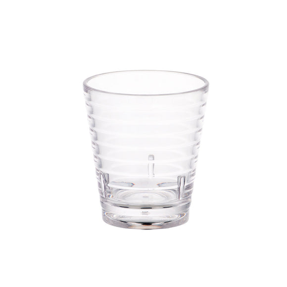 Premium Polycarb Stackable Rocks Glass 280ml