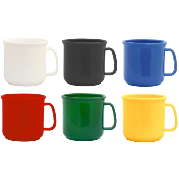 Plastic Mugs 300ml