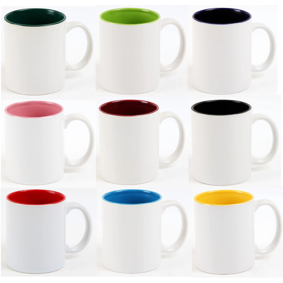 Can Mug Two-Tone Sublimation 330ml