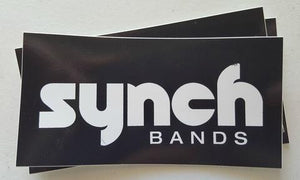 Synch Bands Stickers Now Available