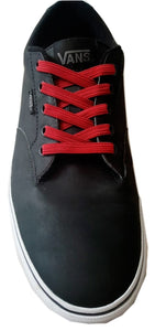 Grateful Red - Elastic Shoe Laces