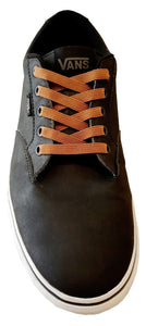 Gnarly Brown - Elastic Shoe Laces