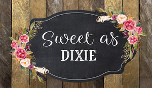 Sweet As Dixie