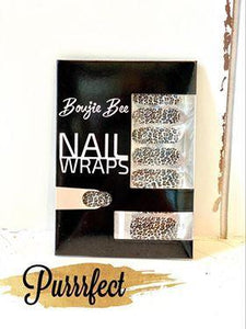 Purrrfect Nail Wraps
