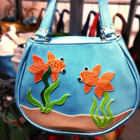 FishBowl bag- Goldfish