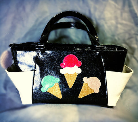 Copy of ChaCha bag-Ice Cream cones