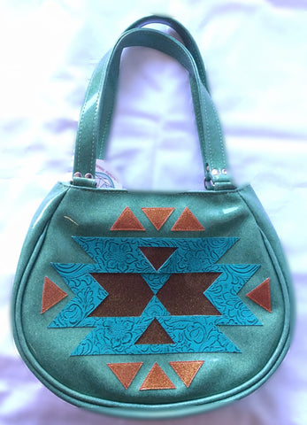 FishBowl bag- southwest style
