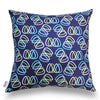 Drop Pillow Cover- Midnight
