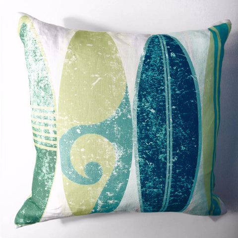 Hang Ten - Emerald Pillow Cover