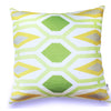 Honeycomb - Lime Green Pillow Cover