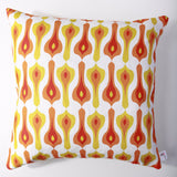 Bacall - Fire Pillow Cover