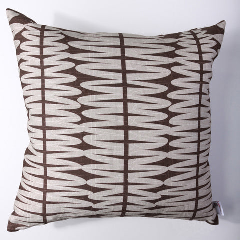 Fiddle - Coffee Bean Pillow Cover