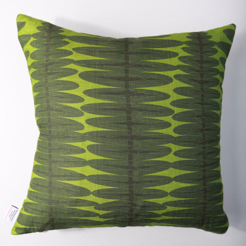 Fiddle - Lime Green Pillow Cover