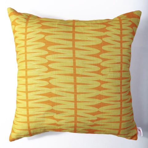 Fiddle - Amber Pillow Cover