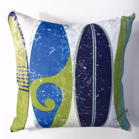 Hang Ten - Midnight Pillow Cover