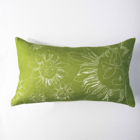Lilikoi - Midnight/Lumbar Pillow Cover