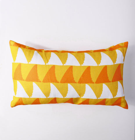 Mano - Honeysuckle/Lumbar Pillow Cover