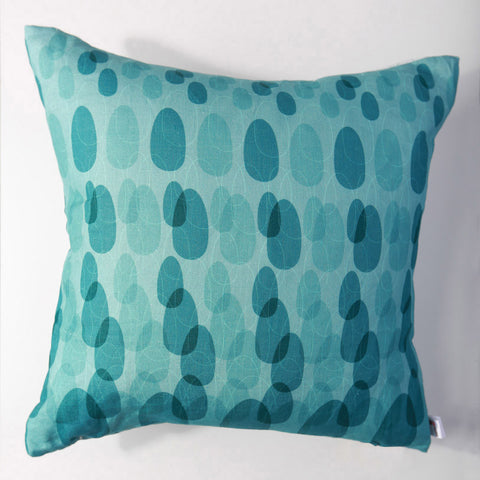 Mod Pod - Aqua Pillow Cover