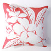 Plumeria - Honeysuckle Pillow Cover