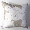 Sand Dollar - Mushroom Pillow Cover