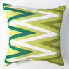 Ziggy - Emerald Pillow Cover