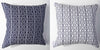 Grid - Midnight Pillow Cover
