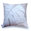 Monstera - Mushroom Pillow Cover