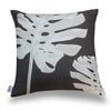 Monstera - Sable Pillow Cover