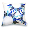 Fern Pillow Cover- Midnight