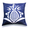 Pineapple- Midnight Pillow Cover