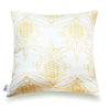 Pineapple- Sun Yellow Pillow Cover