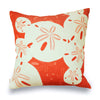 Sand Dollar - Wasabi Pillow Cover