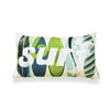 Surfs Up - Midnight/Lumbar Pillow Cover