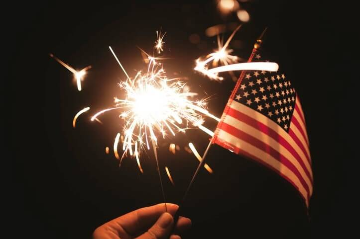 Green Tips for an <br>Eco-Friendly 4th of July Celebration
