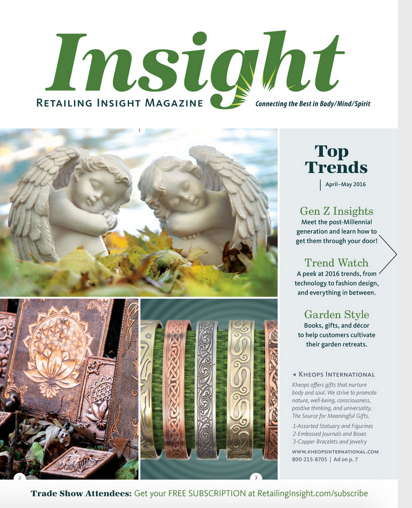 Retailing Insight Magazine - April 2016