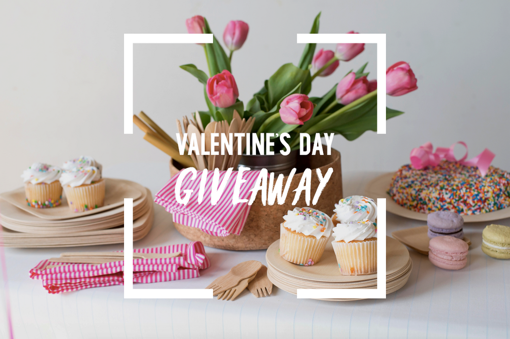 Valentines Giveaway from Eartheasy and bambu