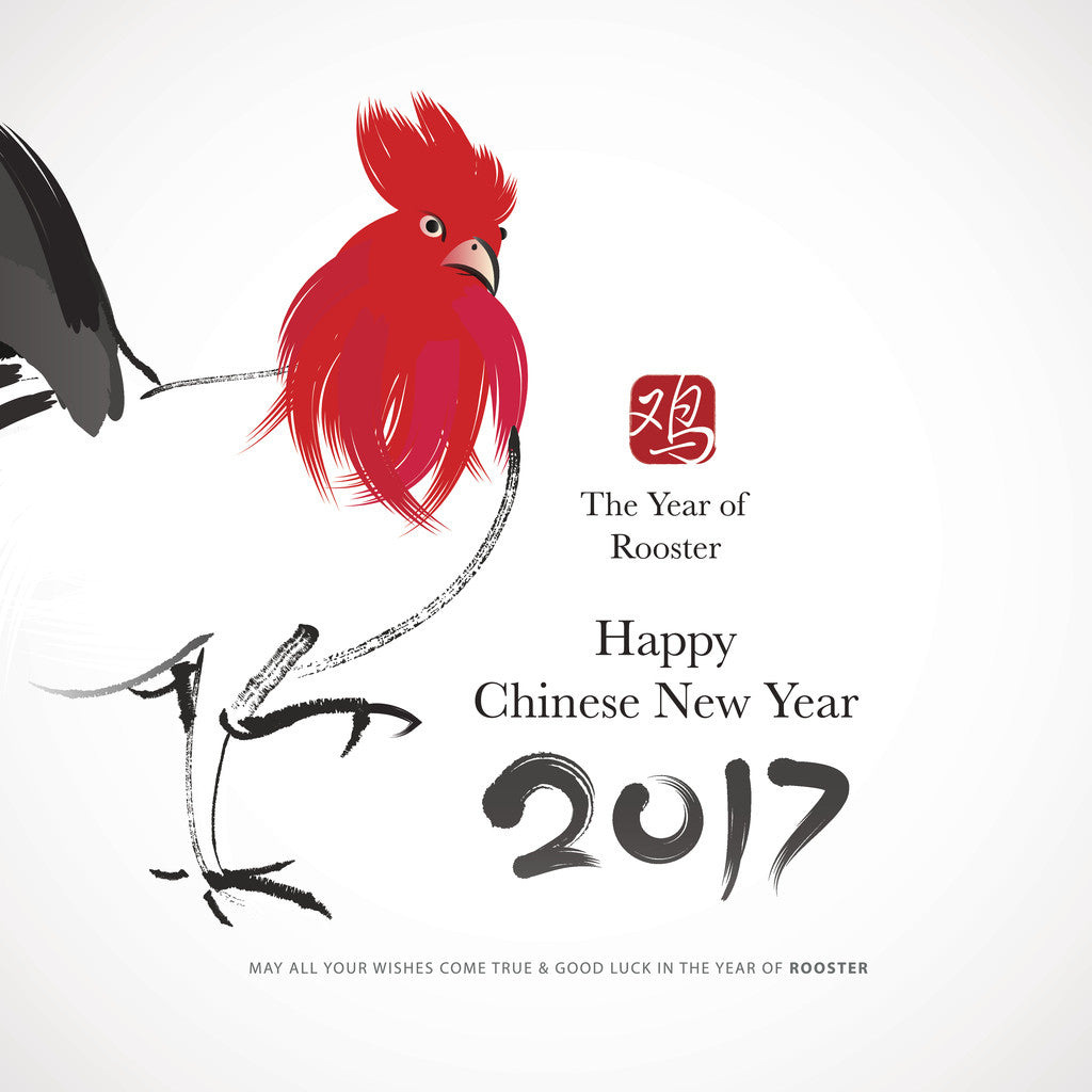 Year of the Rooster and What It  Means For You in 2017