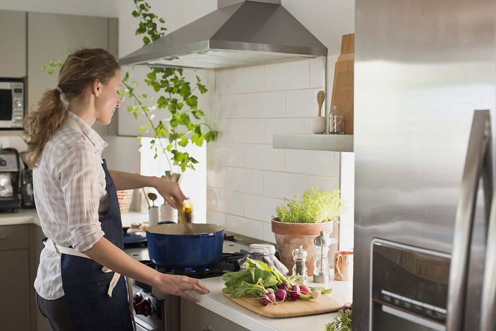 Making the Switch to an Eco-Friendly Kitchen