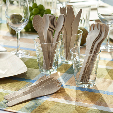 Compostable Utensils & bambu® Cutlery