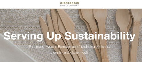 Airstream joins with Bambu