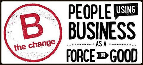 B Corp People Using Business as a Force of Good