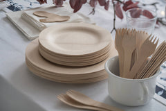 Compostable Plates: Wedding Planning Ideas | bambu®