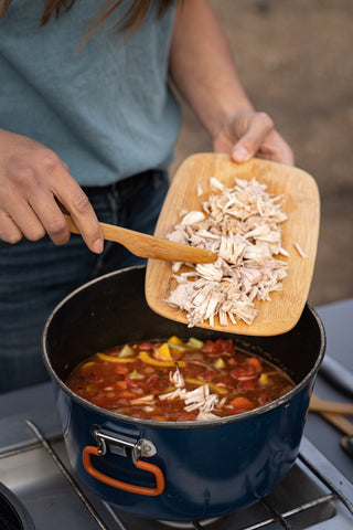Fall Camping Recipes